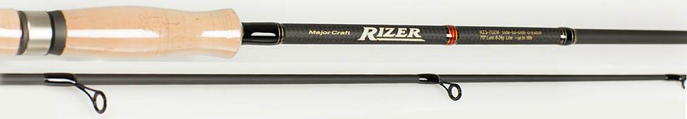 спиннинг Major Craft Rizer