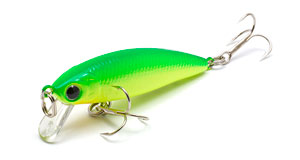 воблер Lucky Craft Bevy Minnow 45SP