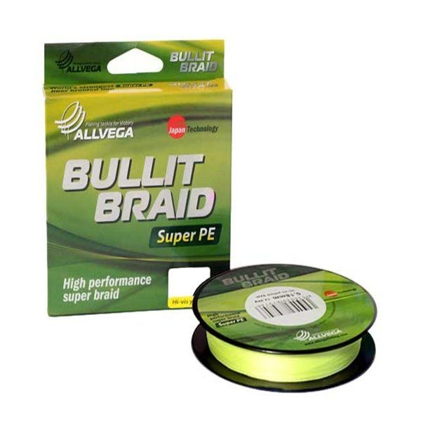 шнур Allvega Bullit Braid